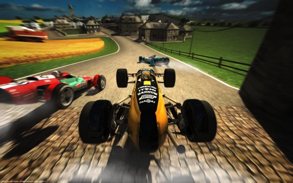 Gra Victory: The Age of Racing 3