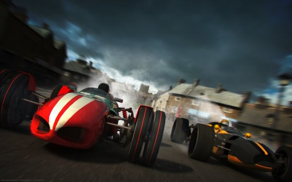 Gra Victory: The Age of Racing 2