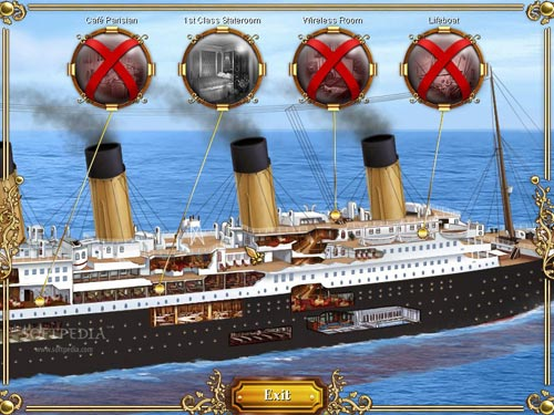 1912 Titanic Mystery [Jeu PC] Screenshot3577-0