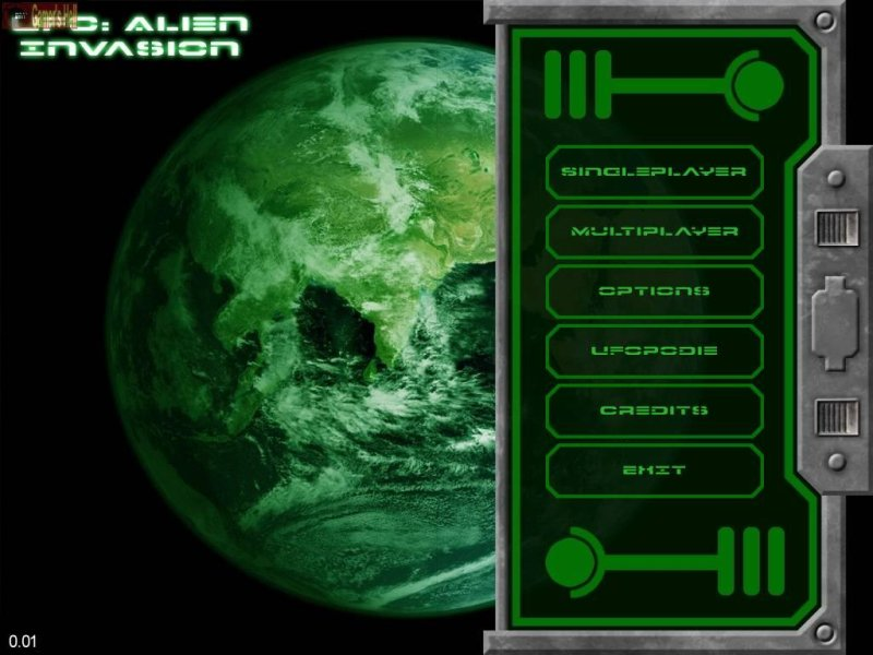 Gra UFO: Alien Invasion 3