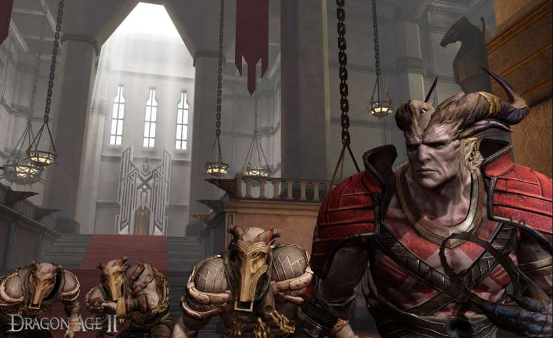 Gra Dragon Age 2 1
