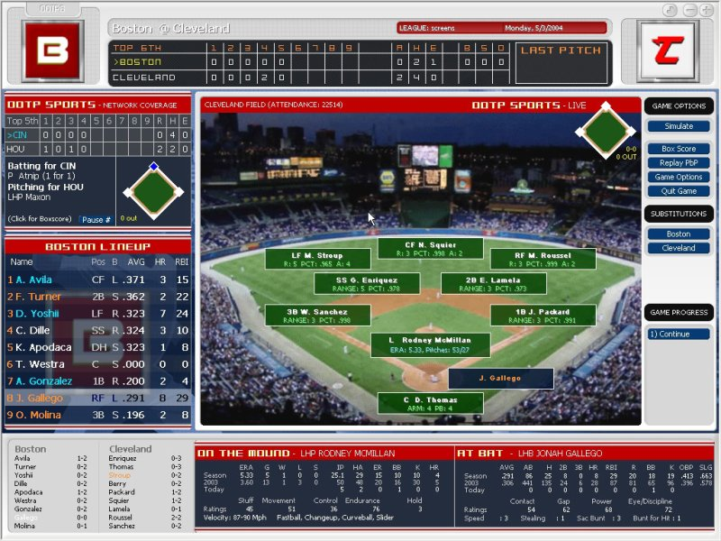 Gra Out of the Park Baseball 4