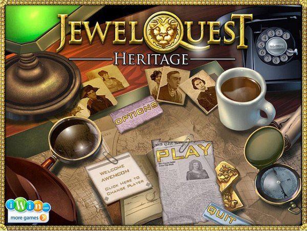 Gra Jewel Quest 4: Heritage 1