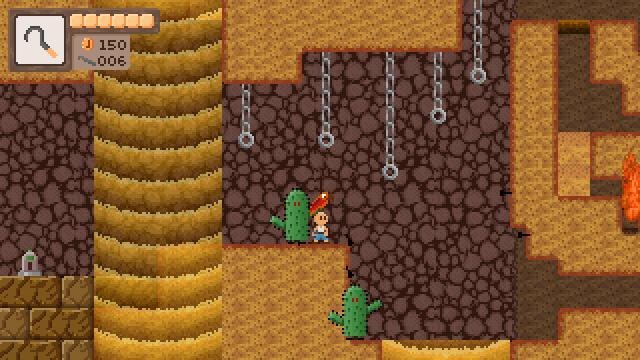 Gra Treasure Adventure Game 4