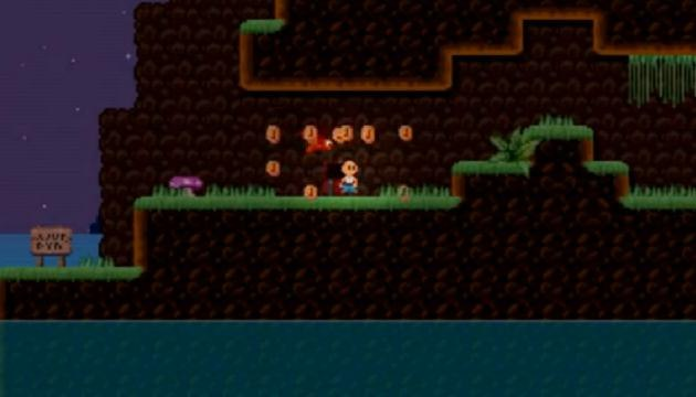 Gra Treasure Adventure Game 3