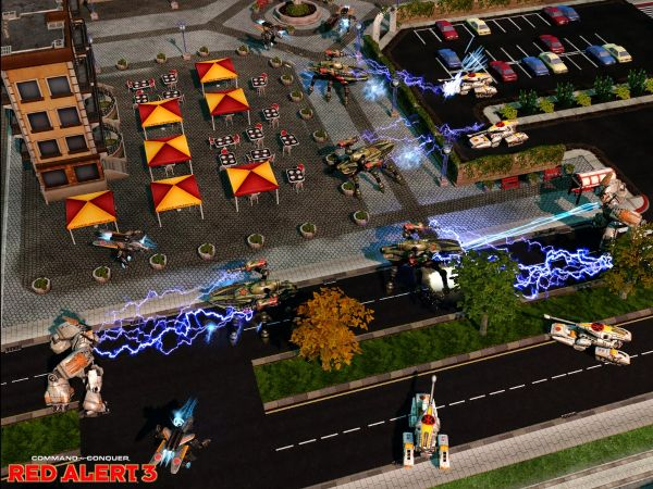 Gra Command & Conquer: Red Alert 3 4