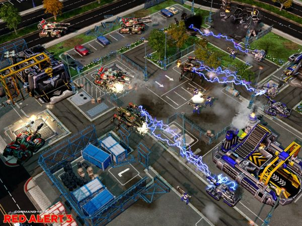 Gra Command & Conquer: Red Alert 3 1