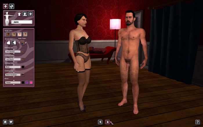 Gra Virtual Encyclopedia of Sex 3