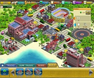 Gra Virtual City 2 Paradise Resort 1