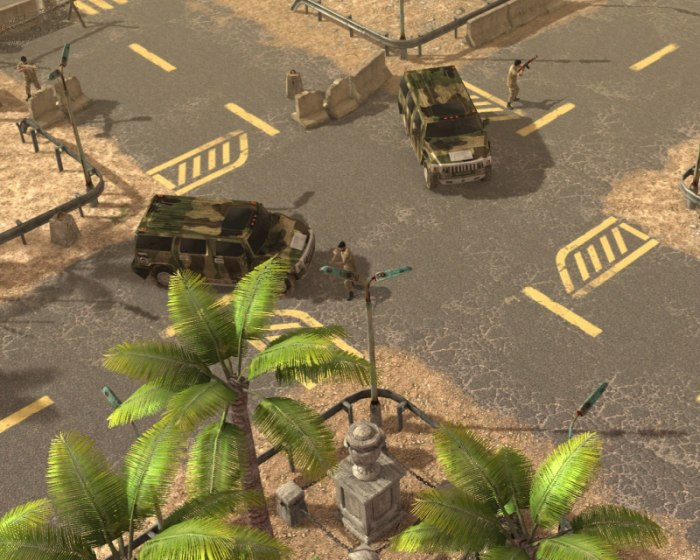 Gra Jagged Alliance: Back In Action 4