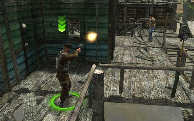 Gra Jagged Alliance: Back In Action 1