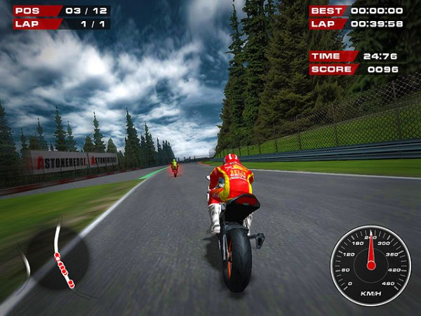 Gra Superbike Racers 3