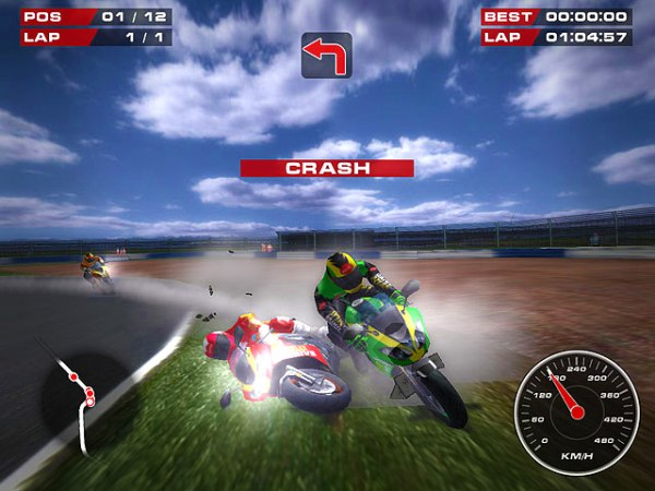 Gra Superbike Racers 1