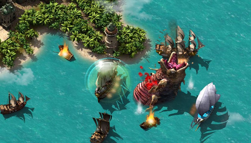 Gra Pirate Storm 2