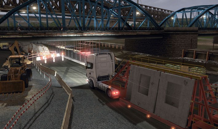 Gra Scania Truck Driving Simulation 1