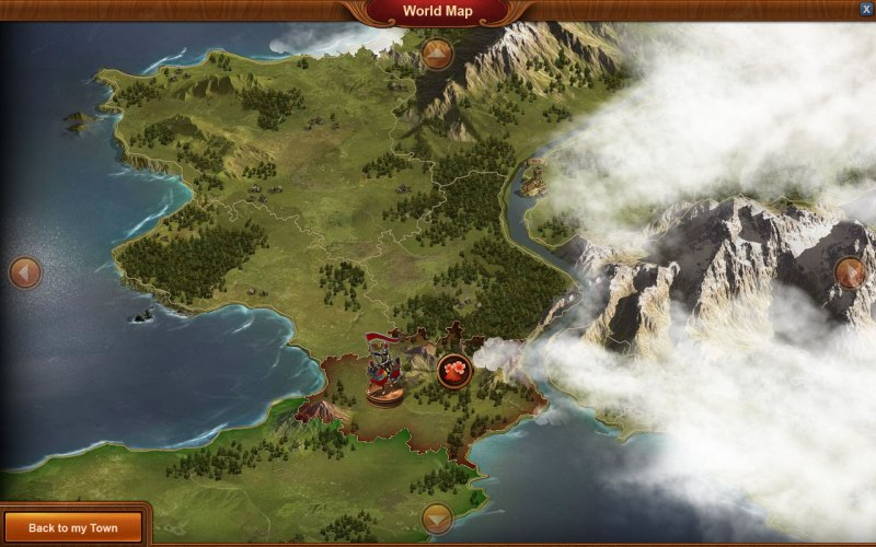 Gra Forge Of Empires 1