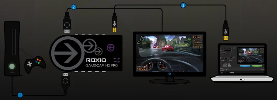 Program Roxio Game Capture 3