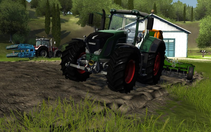 Gra Farming Simulator 2013 4