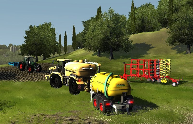 Gra Farming Simulator 2013 3