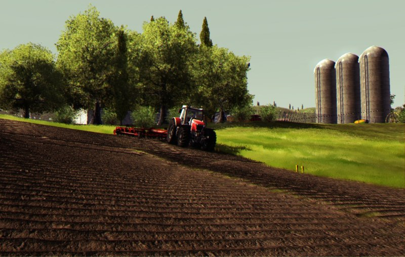 Gra Farming Simulator 2013 1