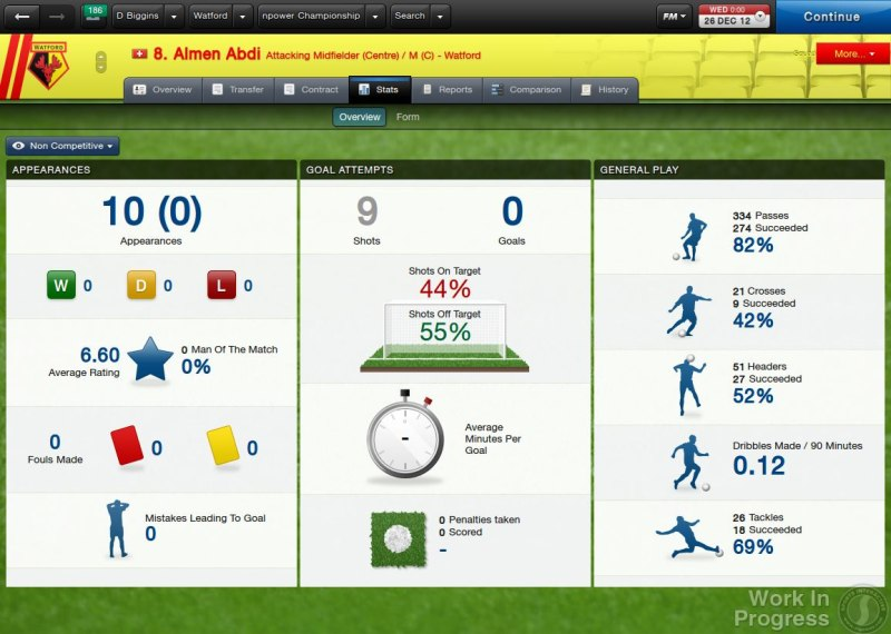 Gra Football Manager 2013 4