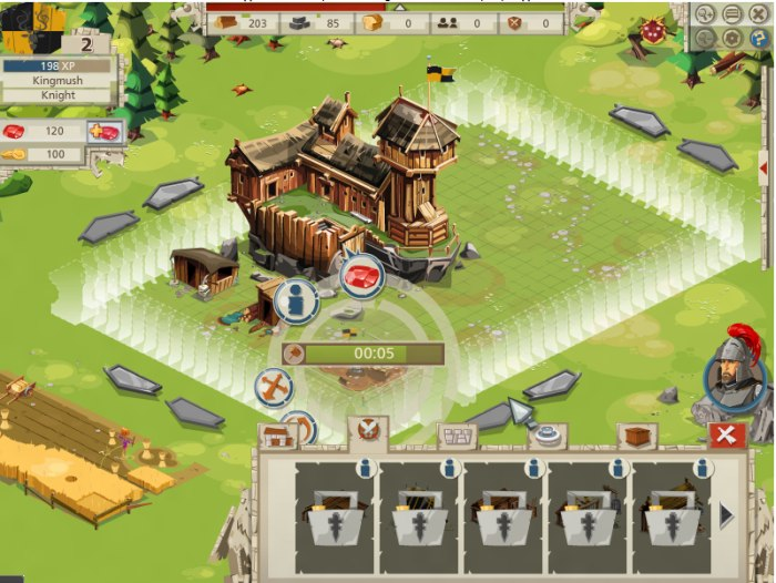Gra Goodgame Empire 2