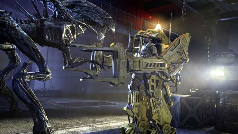 Gra Aliens Colonial Marines 3
