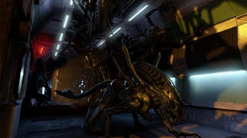 Gra Aliens Colonial Marines 2