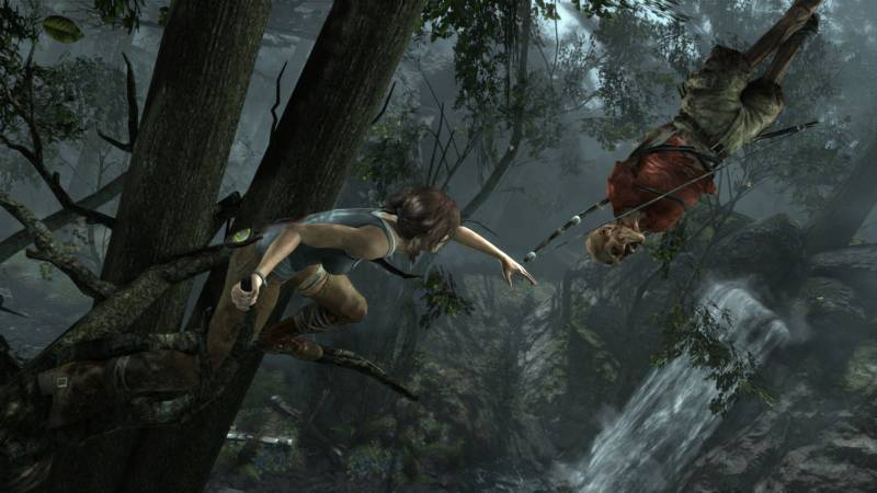 Gra Tomb Raider: Survival Edition 4