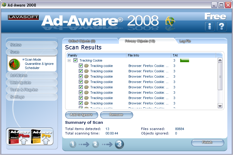 Program Ad Aware 1
